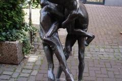 Standbeeld-Paard-en-Ruiter-Aachen-04