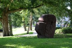 Alkmaar-359-Kennemerpark-Ontmoetingssteen