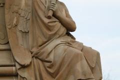 Amsterdam-040-Vondelpark-Monument-Vondel-detail