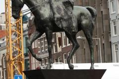 Amsterdam-306-Beeld-Koningin-Wilhelmina-te-paard