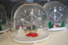 Brussel-0658-Atomium-in-een-sneeuwbol