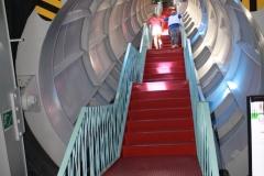 Brussel-0630-Atomium-Trap-met-kinderen
