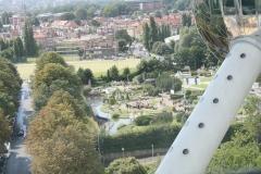 Brussel-0648-Atomium-Uitzicht-op-Mini-Europe
