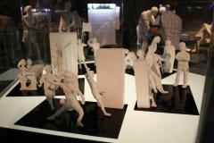 Brussel-0614-Atomium-Kunstwerk-Maquette