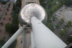 Brussel-0549-Atomium-Uitzicht-op-andere-bol