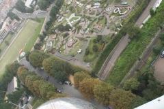 Brussel-0551-Atomium-Uitzicht-op-Mini-Europe