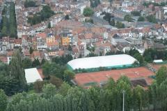 Brussel-0559-Atomium-Uitzicht-op-sporthal-en-tennisbanen