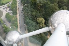 Brussel-0567-Atomium-Uitzicht-op-andere-bollen