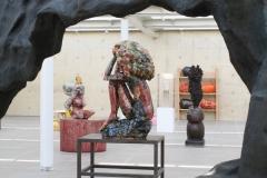 Johan-Creten-Verschillende-sculpturen-1
