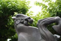 Gulpen-Sculptuur-Steigerend-Paard-6-detail