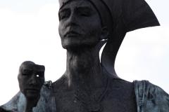 Maaseik-4-Carnavalsbeeld-detail