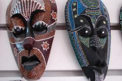 St.-Maarten-1114-Philipsburg-Souvenirs-Maskers