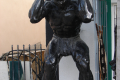 St.-Maarten-1148-Philipsburg-Souvenirs-Slavenbeeld