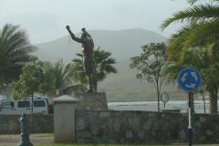 St.-Maarten-1180-Philipsburg-Slaaf-bevrijd
