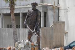 St.-Maarten-1264-Philipsburg-Slavenstandbeeld