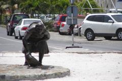 St.-Maarten-1265-Philipsburg-Slavenstandbeeld
