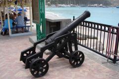 St.-Maarten-1286-Philipsburg-Kanon-bij-Promenade
