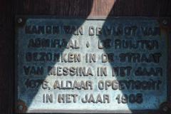 Vlissingen-Standbeeld-Michiel-de-Ruyter-Kanon-06