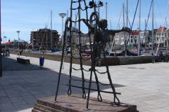 Vlissingen-Standbeeld-Paddeltje-01