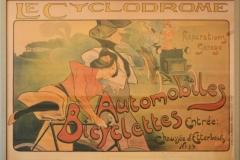 V-Mignot-1898-Affiche-voor-garage-Le-Cyclodrome-in-Etterbeek