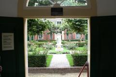 Alkmaar-Oudegracht-Het-Wildemanshofje-Ingang