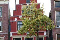 Alkmaar-Verdronkenoord-Rood-trapgevelhuis
