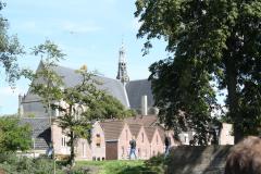 Alkmaar-Vergezicht-met-toren-van-Waaggebouw