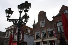 Alkmaar-Vismarkt-Klokgevel