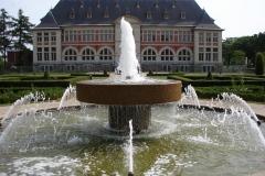 Tuinwijk-Eisden-027-Fontein-voor-Mijngebouw-De-Twee-Schachten