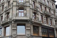 Amsterdam-127-Winkelpand-van-Metz-en-Co-Leidsestraat