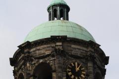 Amsterdam-341-Paleis-op-De-Dam-Toren-met-uurwerk