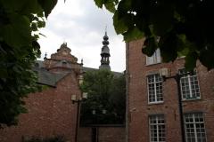 Brussel-1312-Binnenplaats-De-Gulden-Leeuw