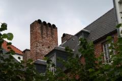 Brussel-1315-Binnenplaats-De-Gulden-Leeuw