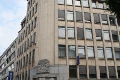 Brussel-2014-0602-Allianzgebouw-in-de-Augustijnenstraat