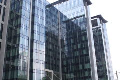 Brussel-2014-0722-Hoogbouw-aan-de-Simon-Bolivarlaan