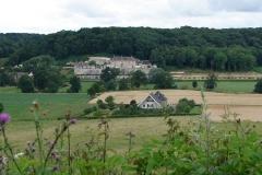 Vergezicht-met-château-Neercanne 3