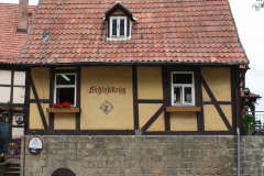 Harz-Quedlinburg-018-Schloss-Quedlinburg-Jagerhaus