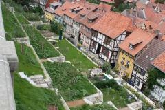 Harz-Quedlinburg-024-Schloss-Quedlinburg-Voor-de-kasteelmuur