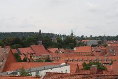 Harz-Quedlinburg-026-Stadsgezicht-met-enkele-torens