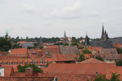 Harz-Quedlinburg-027-Stadsgezicht-met-enkele-torens