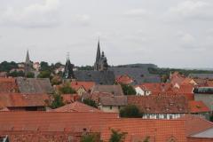 Harz-Quedlinburg-028-Stadsgezicht-met-Evang.-Marktkirche-St.-Benedikti