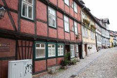 Harz-Quedlinburg-071-Schlossberg-Vakwerkhuizen