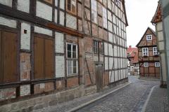 Harz-Quedlinburg-073-Schlossberg-Vakwerkhuizen