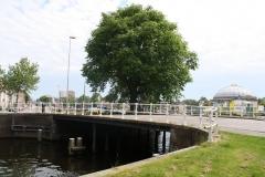 Haarlem-Zandersbrug-met-in-de-verte-de-Koepelgevangenis