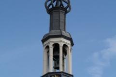 Alkmaar-057-Accijnstoren-Spits-met-uurwerk