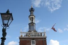 Alkmaar-059-Accijnstoren-Spits-met-uurwerk