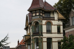 Alkmaar-599-Pand-met-torentje-bij-Bolwerk