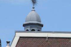 Haarlem-Toren-met-zon