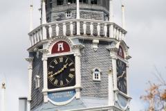 Alkmaar-Waaggebouw-uurwerk-1