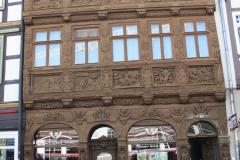 Harz-Wernigerode-016-Huis-met-gevel-van-houtsnijwerk